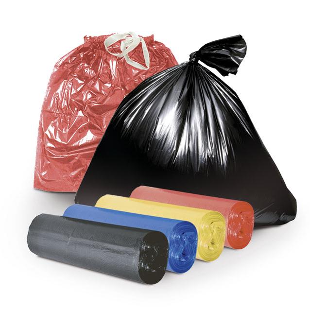07.Мешки для мусора, пакеты