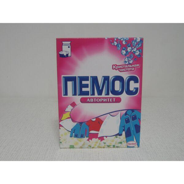 Стиральный порошок «Пемос Авторитет» 350гр /20/ 1