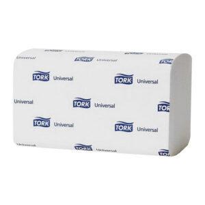 Полотенца бумажные, диспенсеры для полотенец