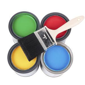 11 Краски, растворители, известь