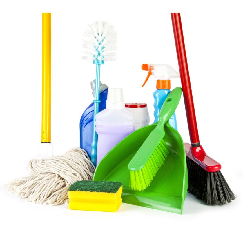 05.Инвентарь для уборки