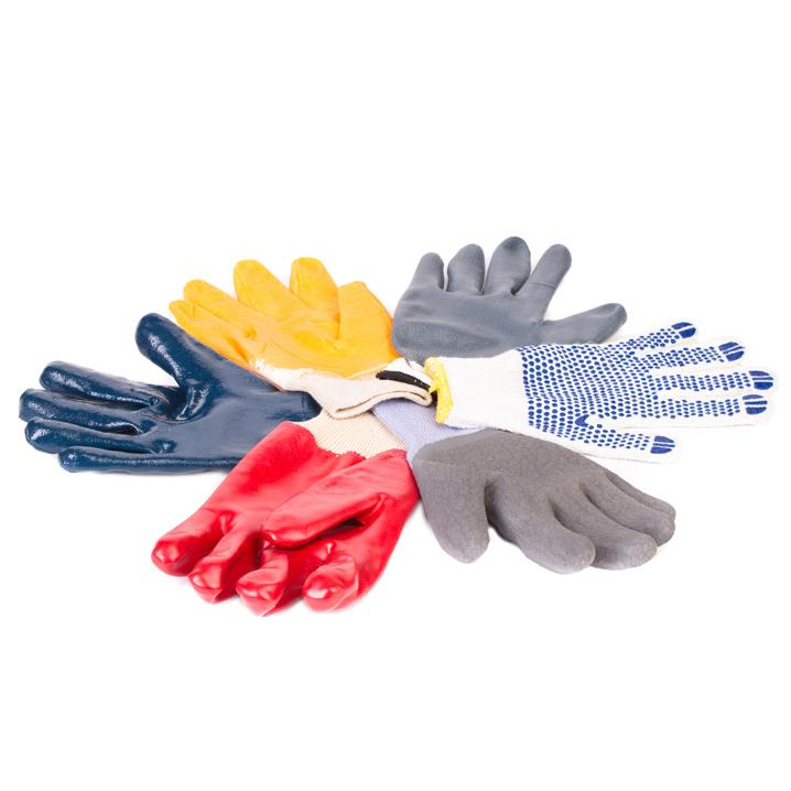 09. Перчатки, рукавицы